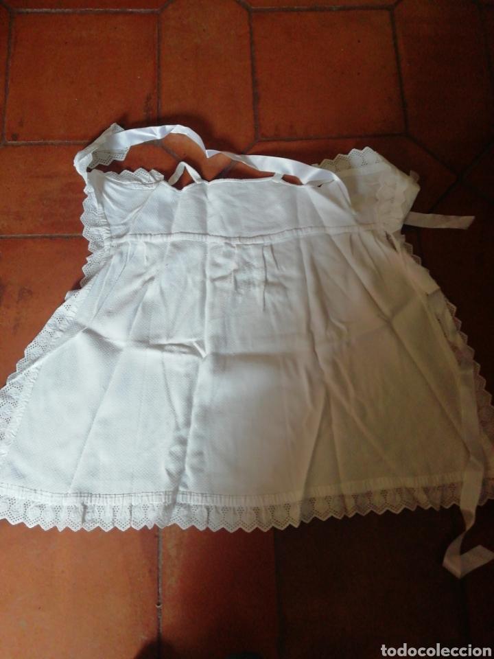 Antigüedades: Vestidito de bebé años 40 - Foto 3 - 228431940