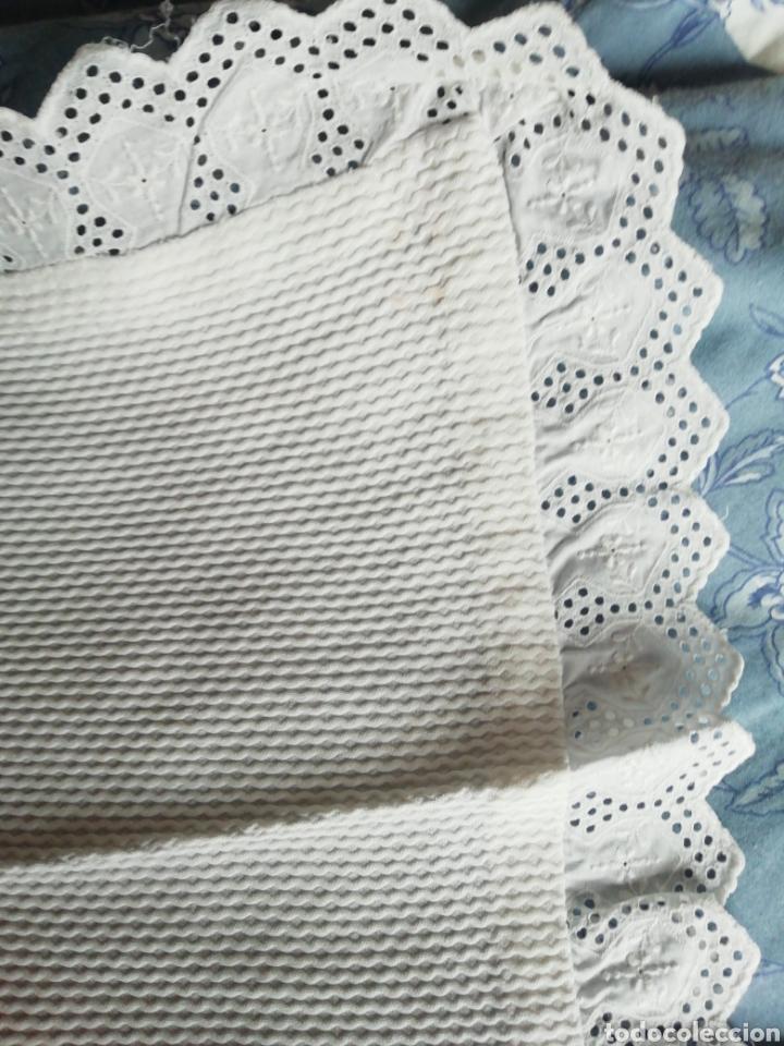 Antigüedades: Vestidito de bebé años 40 - Foto 5 - 228431940