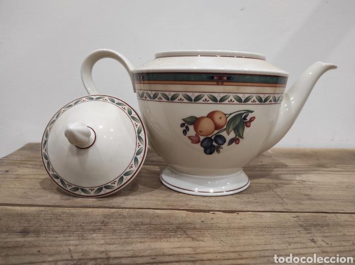 TETERA / CAFETERA HEINRICH WINTERLING MARKTLEUTHEN BAVARIA (Antigüedades - Porcelana y Cerámica - Alemana - Meissen)