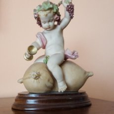 Antigüedades: FIGURA, PORCELANA DE MANISES. Lote 228487140