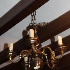 Antigüedades: LAMPATA DE TECHO TIPO HOLANDESA. Lote 228579102