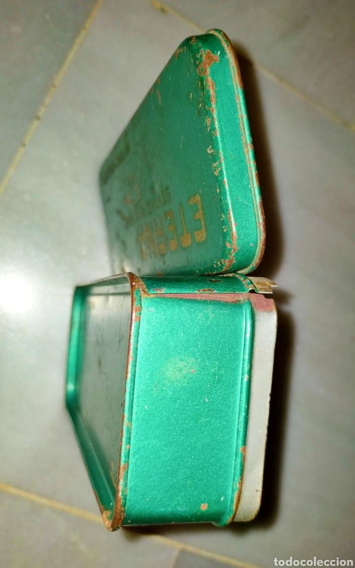 Antigüedades: Caja SEWING MACHINE - Foto 14 - 228662840