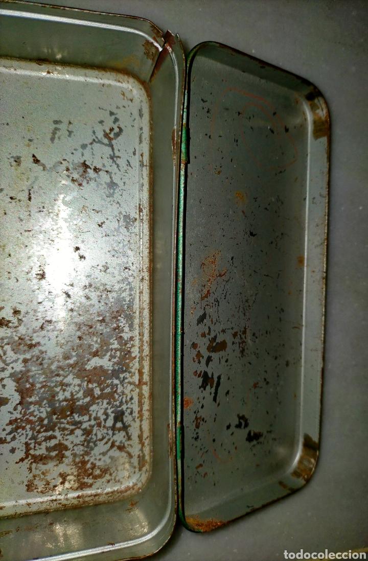 Antigüedades: Caja SEWING MACHINE - Foto 19 - 228662840