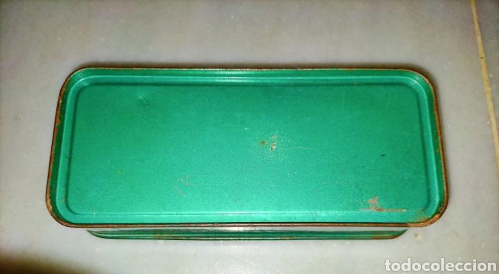 Antigüedades: Caja SEWING MACHINE - Foto 21 - 228662840