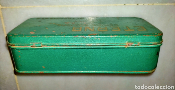 Antigüedades: Caja SEWING MACHINE - Foto 22 - 228662840
