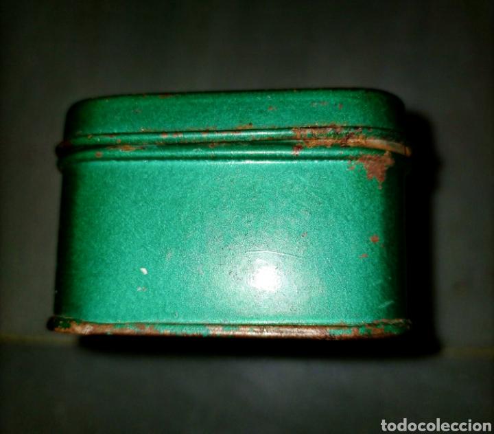 Antigüedades: Caja SEWING MACHINE - Foto 23 - 228662840