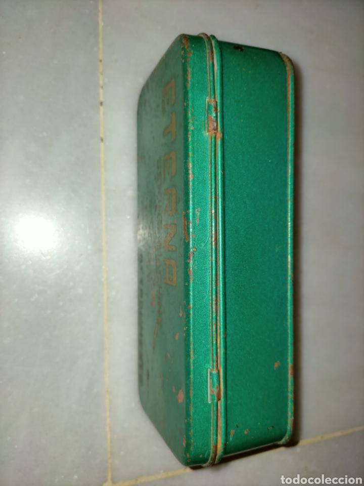 Antigüedades: Caja SEWING MACHINE - Foto 24 - 228662840