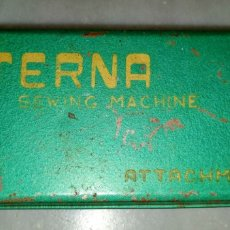 Antigüedades: CAJA SEWING MACHINE. Lote 228662840