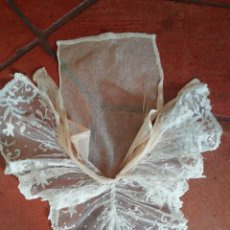 Antigüedades: PRECIOSO CUELLO DESMONTABLE. Lote 228726250