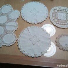 Antigüedades: * ANTUGUOS TAPETES DE EJCUCION MANUAL (RF: 276/*). Lote 228736760