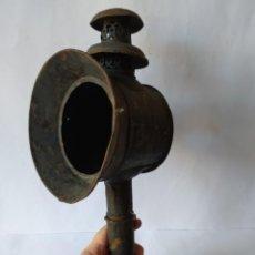 Antigüedades: ANTIGUO FAROL DE CARRUAJE.. Lote 228788905