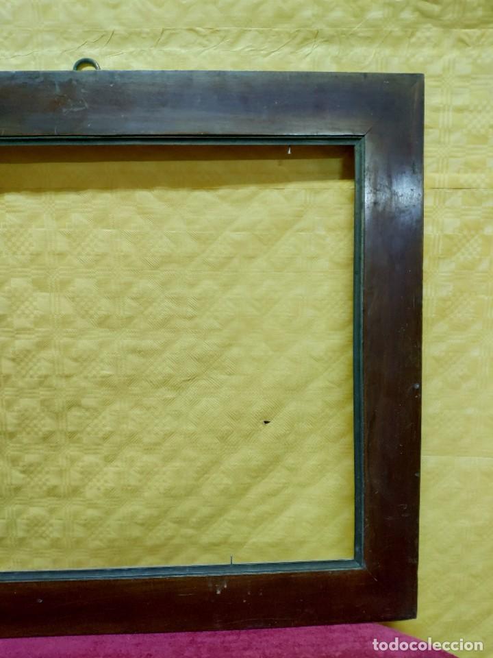 Antigüedades: MARCO DE MADERA SIGLO XX - Foto 3 - 229039290