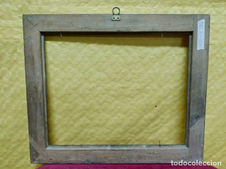 Antigüedades: MARCO DE MADERA SIGLO XX - Foto 4 - 229039290