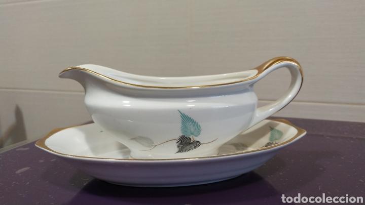 Antigüedades: Vajilla servicio Royal China Vigo - Foto 3 - 229082835