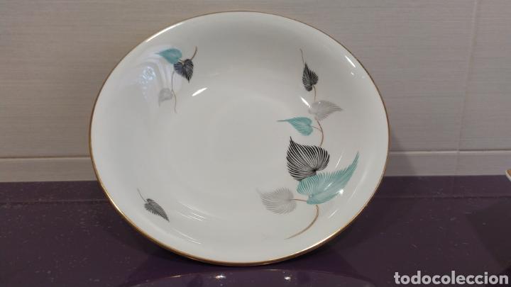 Antigüedades: Vajilla servicio Royal China Vigo - Foto 4 - 229082835