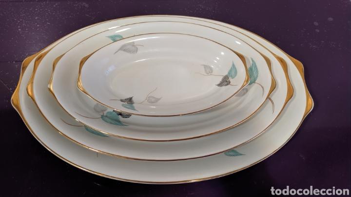 Antigüedades: Vajilla servicio Royal China Vigo - Foto 5 - 229082835