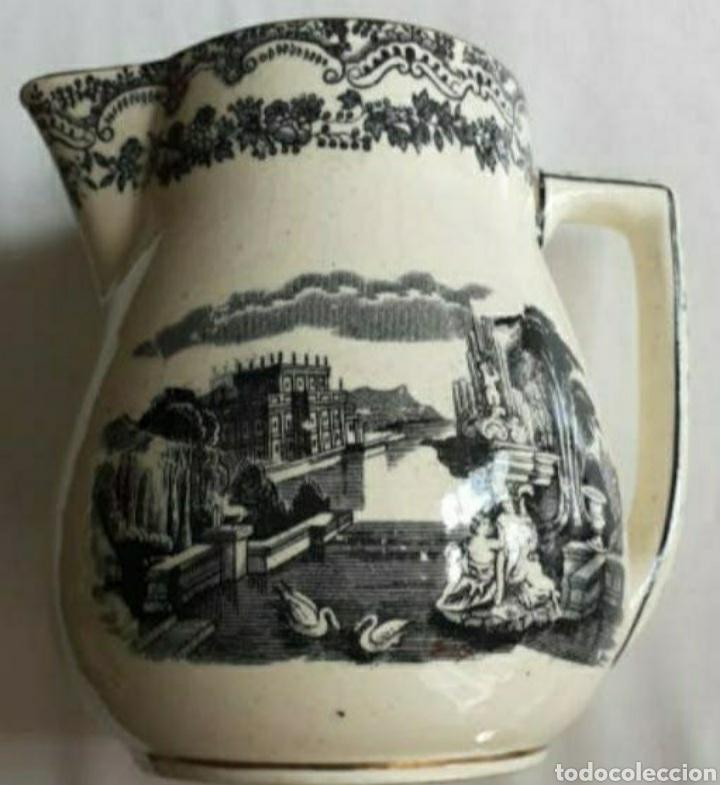 Antigüedades: Jarra de Porcelana - Foto 2 - 229232200