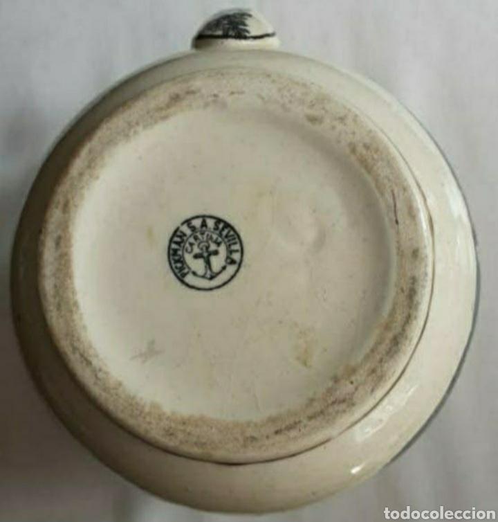 Antigüedades: Jarra de Porcelana - Foto 4 - 229232200