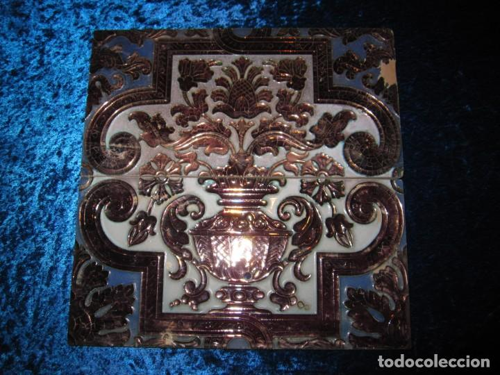 Antigüedades: Azulejos Ramos Rejano circa 1930 - Foto 6 - 174959505