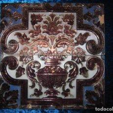 Antigüedades: AZULEJOS RAMOS REJANO CIRCA 1930. Lote 174959505