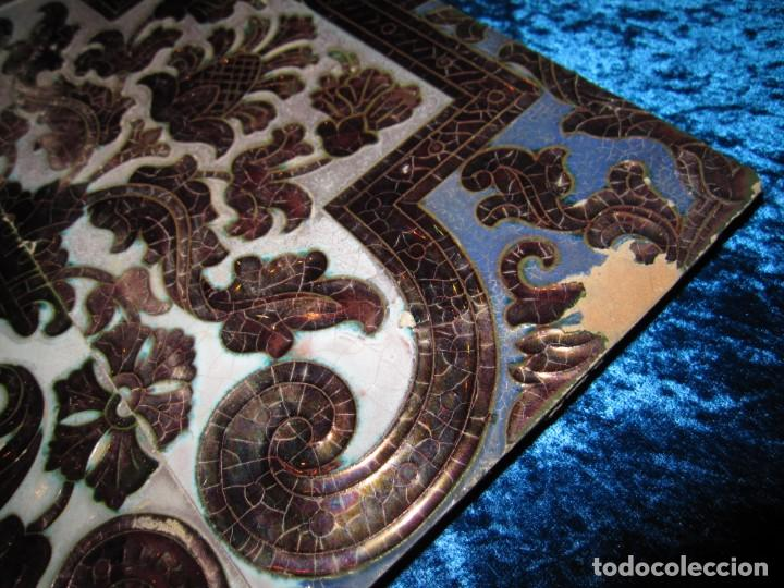 Antigüedades: Azulejos Ramos Rejano circa 1930 - Foto 20 - 174959505