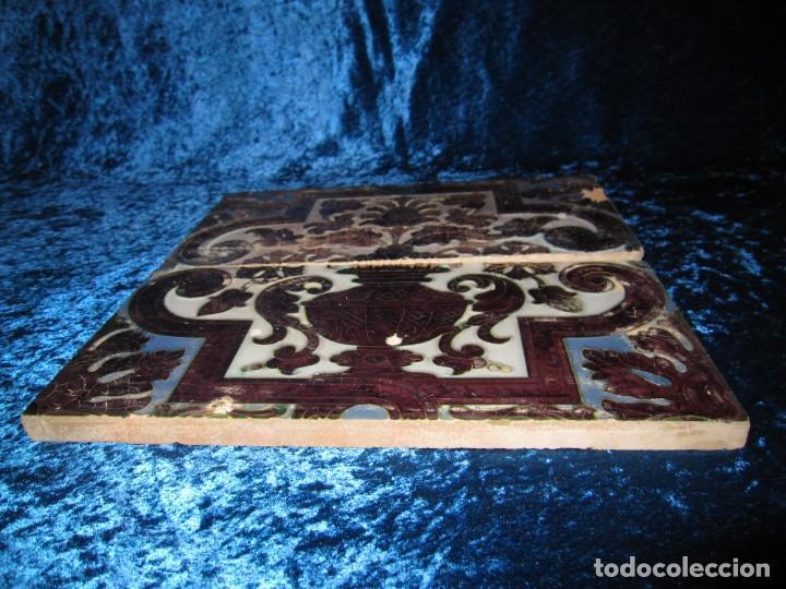 Antigüedades: Azulejos Ramos Rejano circa 1930 - Foto 21 - 174959505
