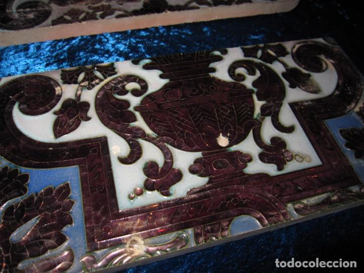 Antigüedades: Azulejos Ramos Rejano circa 1930 - Foto 31 - 174959505
