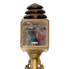 Antigüedades: FAROL DE CARRO FRANCÉS. Lote 229344155