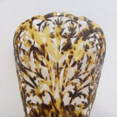 Antigüedades: PEINETA EN SIMIL CAREY GRANDE MEDIDA TOTAL: 28X23 CM.. Lote 229366910