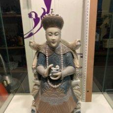 Antiguidades: EMPERADORA CHINA DESCATALOGADA 35 CM. Lote 229602315