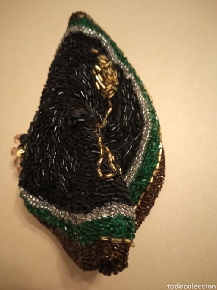 Antigüedades: Precioso mini bolso de mano antiguo - Foto 5 - 229610975