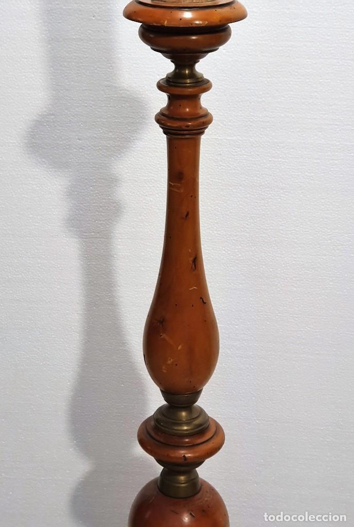 Antigüedades: LAMPARA DE PIE - Foto 3 - 229646065