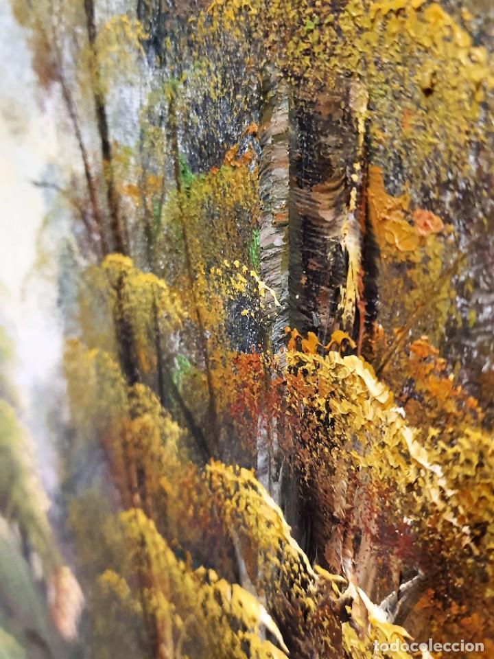 Antigüedades: CUADRO PAISAJE - Foto 3 - 229646325