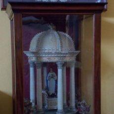 Antigüedades: VITRINA MALLORQUINA. Lote 229930645