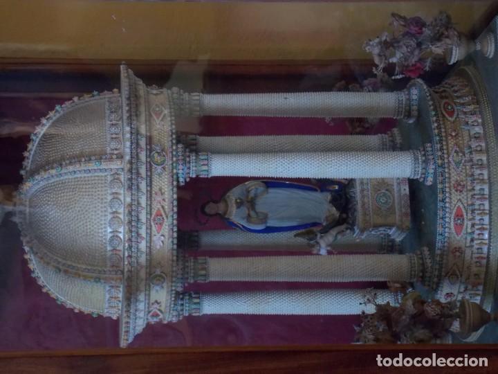 Antigüedades: VITRINA MALLORQUINA - Foto 2 - 229930645
