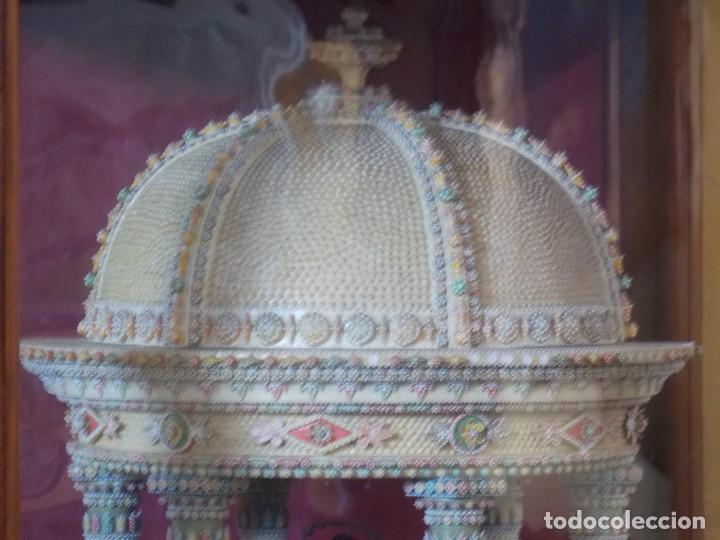 Antigüedades: VITRINA MALLORQUINA - Foto 3 - 229930645