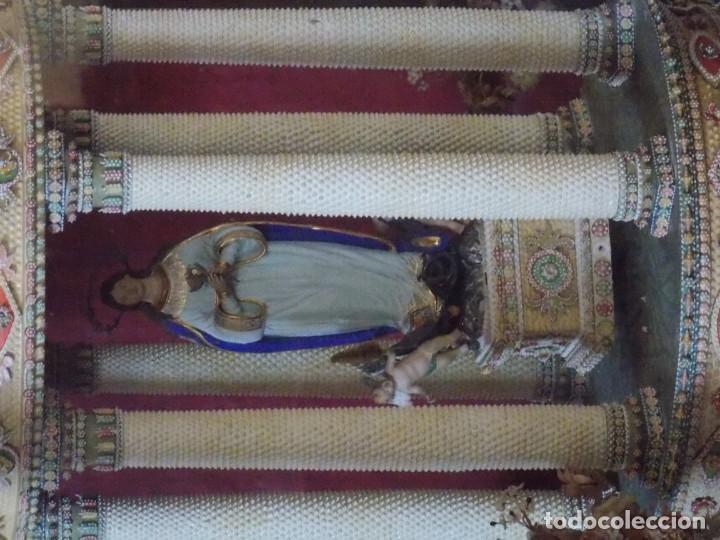 Antigüedades: VITRINA MALLORQUINA - Foto 4 - 229930645