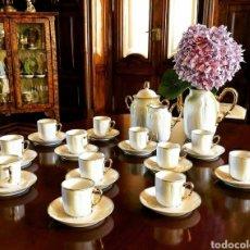 Antigüedades: JUEGO DE CAFÉ. Lote 230064120