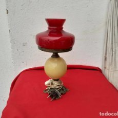 Antiguidades: LAMPARA SOBREMESA. Lote 230070895