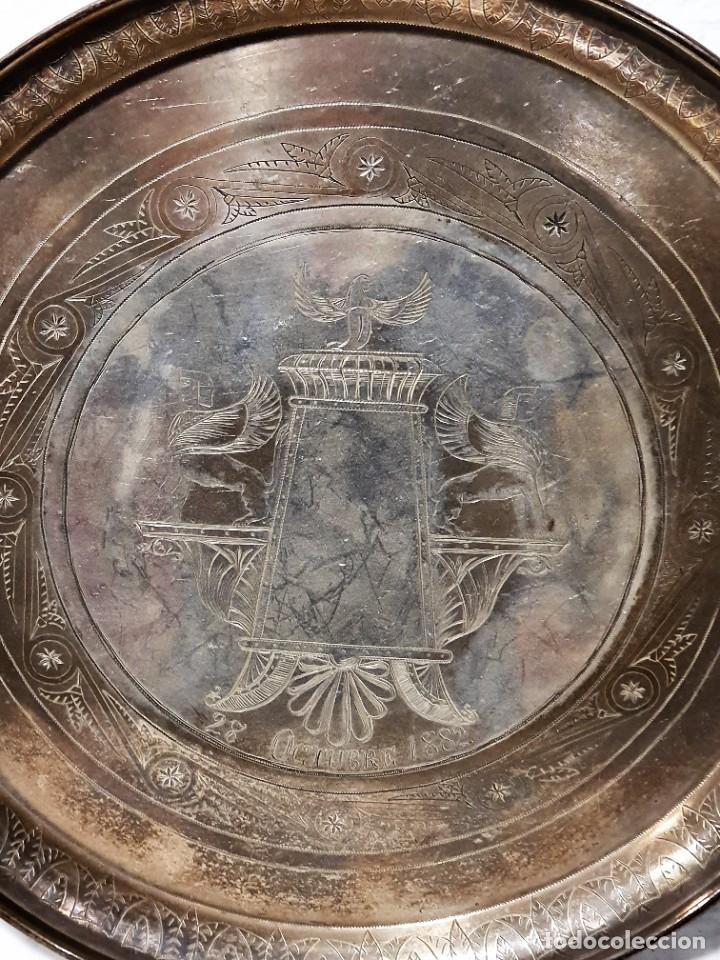 Antigüedades: JUEGO DE CAFE PLATA MACIZA DE ROVIRA CARRERAS - Foto 14 - 230123345