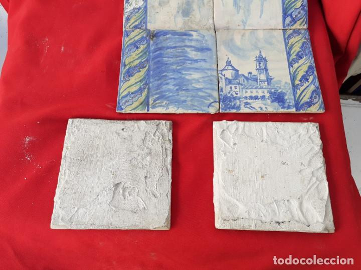 Antigüedades: azulejos antigos de coimbra-portugal - Foto 3 - 230190190