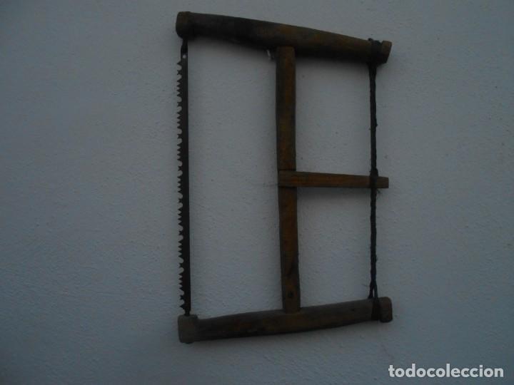 SIERRA DE CARPINTERO DE LA ALBERCA (SALAMANCA) (Antigüedades - Técnicas - Rústicas - Utensilios del Hogar)