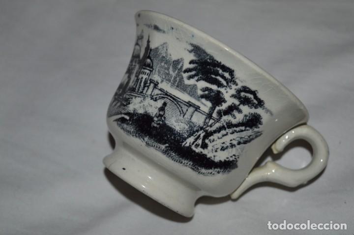 Antigüedades: Antiguos / De LA CARTUJA / PICKMAN SA - SEVILLA - TAZA/PLATO café ¡Mira fotos y detalles! / LOTE 03 - Foto 14 - 230268245