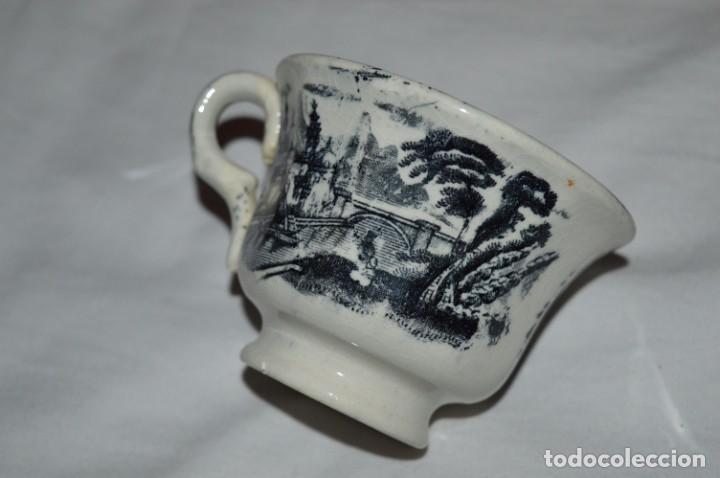 Antigüedades: Antiguos / De LA CARTUJA / PICKMAN SA - SEVILLA - TAZA/PLATO café ¡Mira fotos y detalles! / LOTE 03 - Foto 15 - 230268245