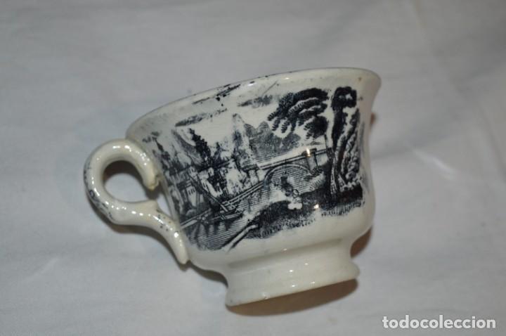 Antigüedades: Antiguos / De LA CARTUJA / PICKMAN SA - SEVILLA - TAZA/PLATO café ¡Mira fotos y detalles! / LOTE 03 - Foto 16 - 230268245