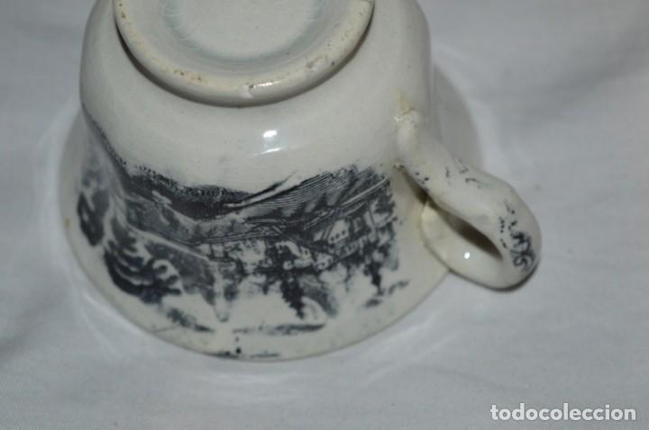 Antigüedades: Antiguos / De LA CARTUJA / PICKMAN SA - SEVILLA - TAZA/PLATO café ¡Mira fotos y detalles! / LOTE 03 - Foto 19 - 230268245