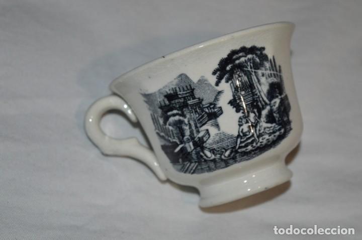 Antigüedades: Antiguos / De LA CARTUJA / PICKMAN SA - SEVILLA - TAZA/PLATOS café ¡Mira fotos y detalles! / LOTE 04 - Foto 4 - 230268390