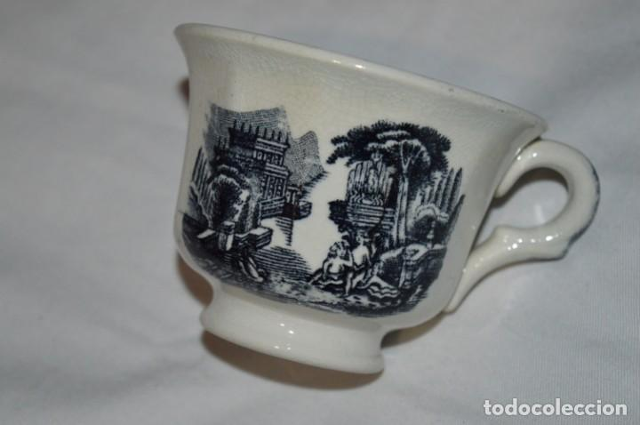 Antigüedades: Antiguos / De LA CARTUJA / PICKMAN SA - SEVILLA - TAZA/PLATOS café ¡Mira fotos y detalles! / LOTE 04 - Foto 6 - 230268390