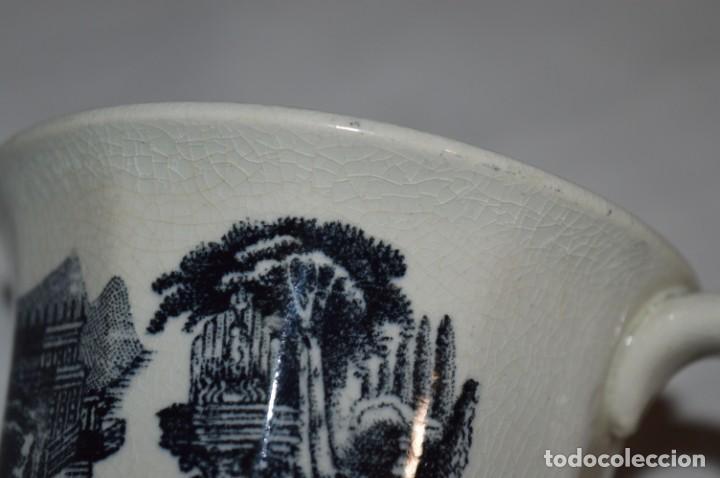 Antigüedades: Antiguos / De LA CARTUJA / PICKMAN SA - SEVILLA - TAZA/PLATOS café ¡Mira fotos y detalles! / LOTE 04 - Foto 11 - 230268390