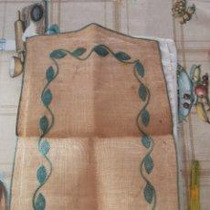 Antigüedades: ANTIGUO TAPETE. Lote 230293235